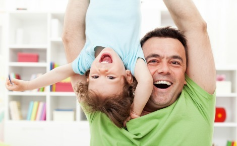 how to nurture the dad bond nurture the bond 470x290
