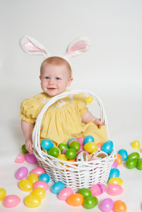 30 easter basket ideas for babies and toddlers negle Image collections