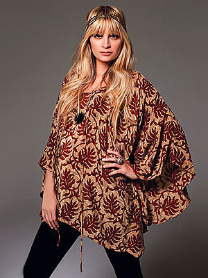Women's Boho Clothing Patterned bohemian clothing