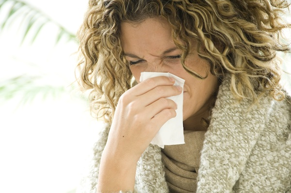 What nonprescription medications can I take for a cold while pregnant?