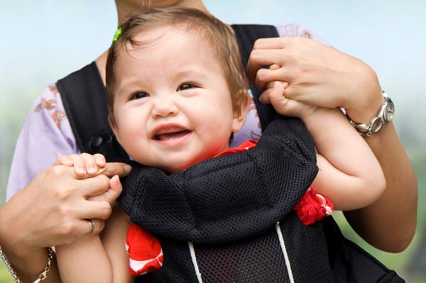 Babywearing carrier