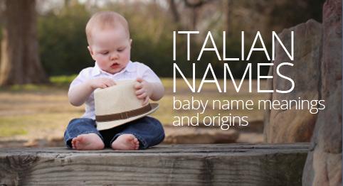 Italian names