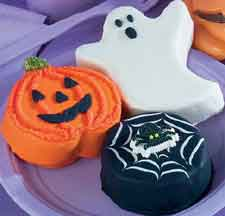 2 halloween cakes - Easy To Make Halloween Cakes