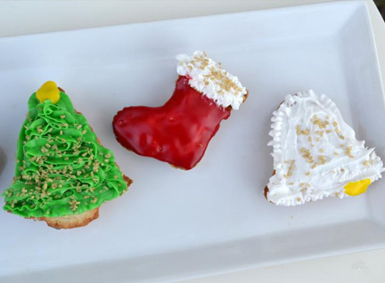 Christmas Desserts on Creative Christmas Dessert Recipes