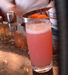 Classic Bellini Cocktail