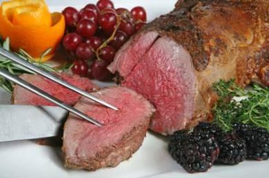 Perfect Christmas Beef Tenderloin Recipe