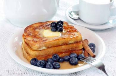 Traditional Maple French Toast
