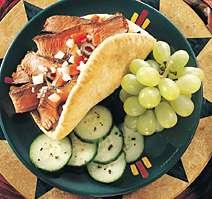 Mediterranean Steak Sandwiches