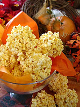 Sugar-free Low Carb Popcorn Balls