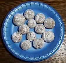 German Pfeffernusse Cookies