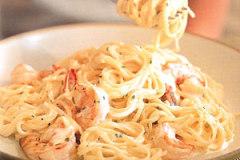 Williams-Sonoma's Linguine with Shrimp