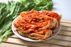 Korean Cabbage Kimchee