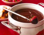 Chocolate Hazelnut with Frangelico Fondue