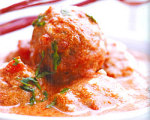 Kashmiri Lamb Meatball Paprikash
