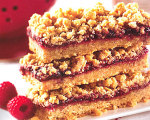 Raspberry Bars
