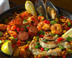 San Chez Tapas Bistros Paella