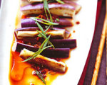 Cecelia Chiang's Eggplant in Garlic Sauce