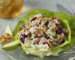 Waldorf Salad with Smoked Turkey