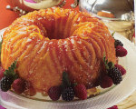 Holly Clegg's Orange Marmalade Bundt Cake