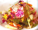 Jamie Olivers Unbelievable Root Vegetable Salad
