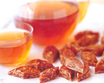 Chanterelle's Almond Honey Caramel Chews