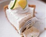 Agave Sweetened Frozen Margarita Pie