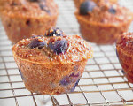 The Biggest Loser's Mini Blueberry Bran Muffins