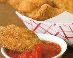 Crispy Italian Fliers -- Chicken Wings