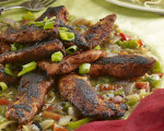Holly Clegg's Blackened Chicken Tenders