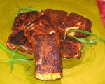 Holly Clegg's Blackened Salmon