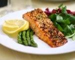 Easy wild salmon