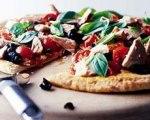 Tuna Italiano pizza