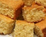 Moist cornbread