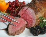 Perfect Christmas Beef Tenderloin