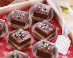 Smoked Almond Chocolate Shortbread