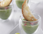 Green Grape Gazpacho