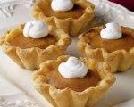 Mini Sweet Potato Tarts