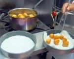 Orange-Scented Beignets