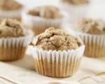 Banana Granola Muffins