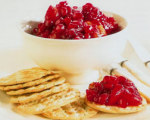 Kumquat, Cranberry and Pomegranate Relish