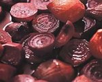 Braised Beets with Shallots