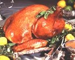 Herb Roasted Turkey with Citrus Glaze