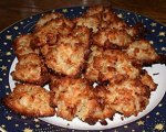 Flourless Coconut Macaroons