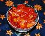 Tangerine Apricot Cranberry Sauce