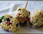 Crispy Treat Pops