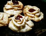 Polish Chrusciki Rosette Cookies