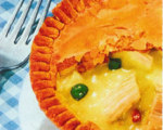 Dalia's Deep Dish Chicken Pie