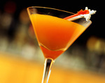 Mandarin Vodka Martini
