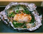 Asian Style Fish or Chicken Pouch Dinner