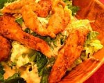 Meema's Low Carb Chicken Fingers